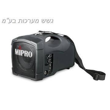 בידורית ניידת נטענת MIPRO MA-101